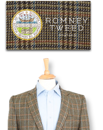 Romney Tweed Suit